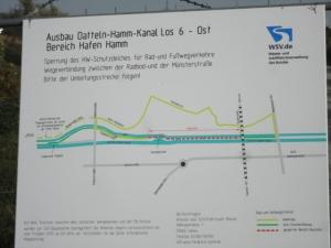 DSC04397 Baustelle Eisenbahnbrücke Top