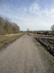 DSC04750 Vor Ort neuer Weg
