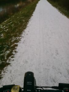 snowride bike