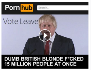 dumb british blond fucked 15 million people
